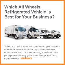 100 Rent A Refrigerated Truck Van Hire Sydney Al Ll
