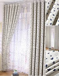 Baby Boy Nursery Curtains Uk by Thick Blackout Curtains Uk Memsaheb Net