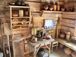 Rustic Log Cabin Kitchen Ideas by Elegant Kitchen With White Cabinets Painting Kitchen Cabinets