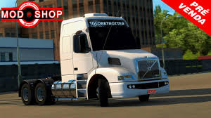 EURO TRUCK SIMULATOR 2 - APRESENTANDO VOLVO NH12 - PRÉ-VENDA MOD ... Kenworth T908 Adapted Ats Mod American Truck Simulator Mods Euro 2 Mega Store Mod 18 Part I Scania Youtube Lvo Fh Euro 5 121 Reworked V50 Bcd Scania Race Pack Ets Mod For European Shop Volvo 30 Walmart Skin Vnl Truck Shop Other V 20 Mods American Trailers 121x For V13 Only 127 Mplates Ets2 Russian Ets2downloads