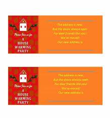 Printable Housewarming Invitation Template 34