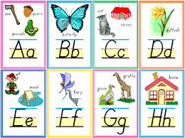 Looking For Coordinated Alphabet Decorations Your Classroom