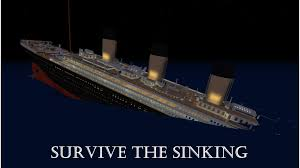 Titanic Sinking Animation Real Time by Roblox Titanic Roblox
