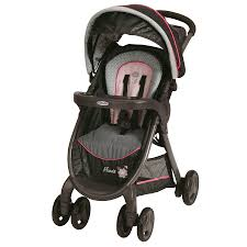 Graco Space Saver High Chair by Minnie U0027s Garden Premier Fastaction Fold Click Connect Stroller