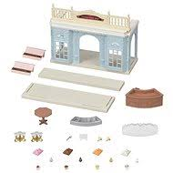 sylvanian families deluxe living room set set