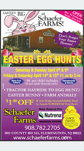 Best Pumpkin Picking In South Jersey by Easter Egg Hunts In Nj