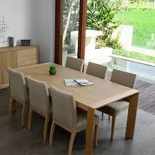 table de salle à manger kubico 200cm chêne massif