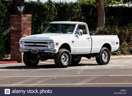 A 1968 Chevy Truck In 4 Wheel Drive Stock Photo: 69021737 Alamy ...