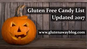 Worst Halloween Candy List by Gluten Free Candy List Updated October 2017 Glutenaway Blog