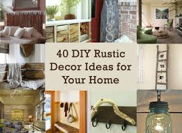 Modern Rustic Home Decor Ideas sustainablepals