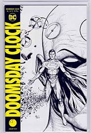 Doomsday Clock 1 2018 Variant Gary Frank Midnight Rele
