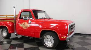 100 1975 Dodge Truck 2365 DFW Lil Red Express Tribute YouTube