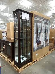 Pulaski Display Cabinet Vitrine by Display Glass Cabinet With Lock Cabinet Ideas To Build