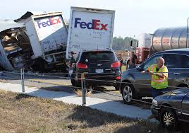 Pearland Couple Killed In 100-vehicle Wreck Near Beaumont - Houston ... I10 Eastbound Near Texas State Line Reopens Following Crash Katc Fiery Closes I435 Sthbound The Kansas City Star California Student Bus Crash At Least 10 Dead Time Who Is Liable For A Fedex Truck Accident Max Meyers Law Pllc Person Killed In Headon Wrong Way On I465 Theindychannel I95 Ctortrailer Truck Driver I40 Local News Citizentribunecom Trooper Says Divine Iervention May Have Helped Save Dr Update Ripley Woman Killed I77 Sissonville Thp Responds To Overturned Wbbj Tv What Do If Youre An Volving Ntsb Examines Claim Was Fire Before