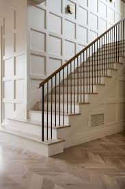 Best 25+ Painted Stair Railings Ideas On Pinterest | Railings ... Contemporary Stair Banisters How To Replace Banister Stair Banister Rails The Part Of For What Is A On Stairs Handrail Code For And Guards Stpaint An Oak The Shortcut Methodno Architecture Inspiring Handrails Beautiful 25 Best Steel Handrail Ideas On Pinterest Remodelaholic Diy Makeover Using Gel Stain Wood Railings Best Railing Amazoncom Cunina 1 Pcs Fit 36 Inch Baby Gate Adapter Kit Michael Smyth Carpentry
