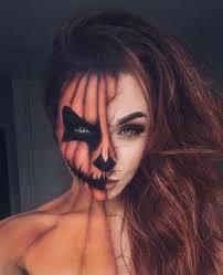 Chucky Halloween Mask by Creepy Pumpkin Halloween Makeup Makeup Pinterest Halloween