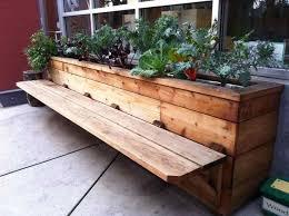 Best 25 Planter Bench Ideas On Pinterest