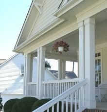 Columns On Front Porch by Affordable Pvc Porch Columns Worthington Millwork