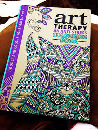 Home Accessory Art Therapy Book Coloring Colorful Mothers Day Gift Idea