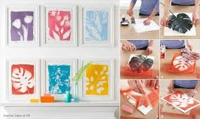 DIY Canvas Art Projects For Home