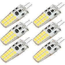 3 pack 2w g4 led light bulb 20w halogen bulb equivalent ac dc
