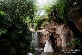 Cleveland Botanical Gardens Wedding Carlton & Kim Genevieve Nisly