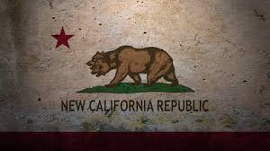 Flag Of California HD Wallpaper