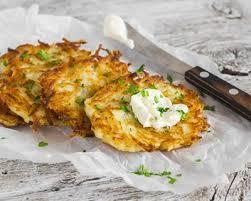 cuisiner la pomme de terre recette galettes de pommes de terre aux oignons
