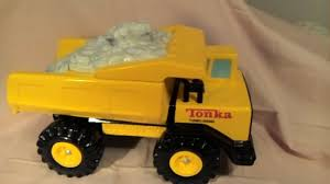 Big Tonka Truck Cookie Jar | #1881730543 Tonka Ride On Mighty Dump Truck For Kids Youtube Tonka Trucks Coupons Ikea Coupon Codes October 2018 Large Truck Yellow Truck Deals Passion Toyota Made A Reallife And Its Blowing Our Childlike Vintage S Huge Bell System Ardiafm 5 Vintage Trucks Lowboy W Ramps Cement Crane Bull Dozer My Friend Has An Almost Full Set Of Original Metal His Cstruction Toys For Kids In Action At The Beach Big Bangshiftcom Mighty Ford F750 Steel Classics Dump By Fleet Farm 1970s Toy Metal