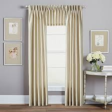 Bed Bath And Beyond Curtains Draperies by Window Curtains U0026 Drapes Pinch Pleat Bed Bath U0026 Beyond