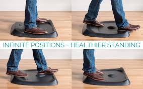 Standing Desk Floor Mat Amazon by Amazon Com Topo By Ergodriven The Not Flat Standing Desk Anti