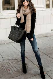 Fashionable Travel Winter Outfits Ideas