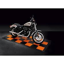 harley davidson 4 x 8 floor kit by racedeck