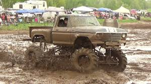 100 Ford Trucks Mudding Old At Country Boys Mud Bog Spring 2017 YouTube