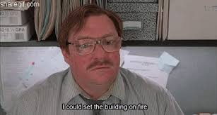 Office Space Stapler O 15 Quotes