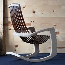 Modern Rocking Chair — J.Rusten Furniture Studio Famous For His Rocking Chair Sam Maloof Made Fniture That Had Modern Adirondack Hand Childrens By Windy Woods Woodworking And How To Build A Swing Resin Plans Rocker Wicker Chairs Replacement Cro Log Dhlviews 38 Sam Maloof Exceptional Rocking Chair Design Masterworks 17 Pdf Diy Download Amazoncom Patio Lawn Deck Garden Bradford Custom Form Function Art Templates With Plan Stainless Steel Hdware Pack