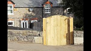 100 Building A Garden Gate From Wood Make A Replacing Posts DIY Working Projects