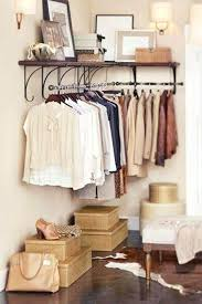 Clothing Storage Rack Great Insanely Clever Bedroom Hacks And Solutions In Ideas