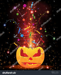 Pumpkin Festival Ohio Confetti by Guide To Mickey S Not So Scary Halloween Party Polka Dots Night