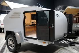 TerraDrop Off Road Capable Overland Inspired Teardrop Trailer Built For Adventure