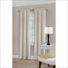 kitchen cheap curtain panels under door window curtains blackout
