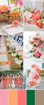 Coral Color Decorations For Wedding by Five Popular Shades Of Pink Color Ideas For Your Dream Wedding