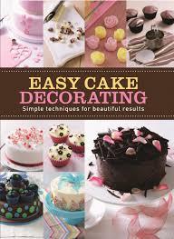 Easy Cake Decorating Joanna Farrow Amazon Books