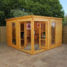 Cheap Shed Cladding Ideas by Summer House At Telegraphshop