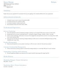 Free Download Chronological Resume Sample Philippines Standard Of 8 Format For Job