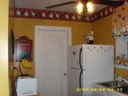 My Yellow Painting Idea For Kitchen Walls