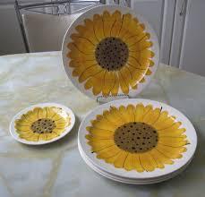 Set Sunflower Kitchen Decor