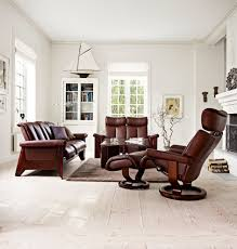 Living Room Corner Decoration Ideas by Stressless Sofa Vogue Other Metro Contemporary Living Room