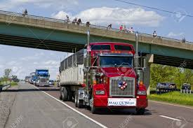 100 Largest Truck In The World LANCASTER PENNSYLVANIA MAY 8 2016 MakeAWish Foundation