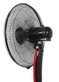 echos standventilator mit fernbedienung oszilierender ventilator windmaschine 41